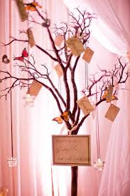 wishing tree cards wedding place card table ideas unique wedding reception ideas