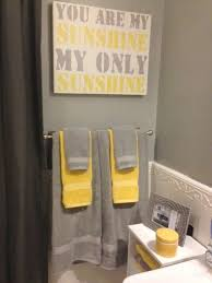gray and yellow bathroom ideas yellow and gray bathrooms home inspiration ideas