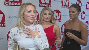 tv choice awards towie stars on getting holly willoughby and