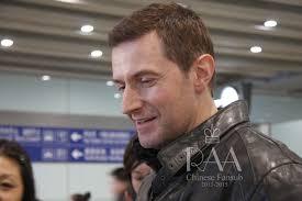 photos of richard arriving at beijing airport richard armitage