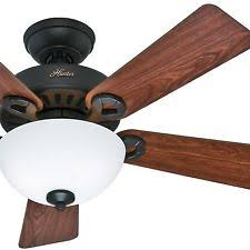 Hunter Stratford Ceiling Fan by Hunter The Stratford Ii 44 In Bronze Ceiling Fan With Light 20582