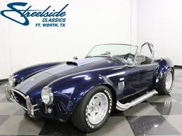 classic ls shelby nc 1966 shelby cobra streetside classics the nation s trusted