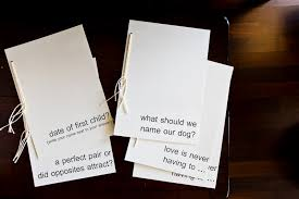 wedding photo guest book contradiction of sorts diy wedding guest book questionnaires