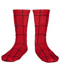 spiderman halloween costumes for kids ultimate spider man kids boots covers