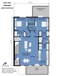 townhome floor plans tremont townhomes our newest residential option asbury place