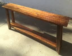 Thin Console Table Long Narrow Console Table To Put Behind Sofa Against A Wall Great
