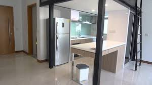 1 Room Apartment Design Greenwich Singapore Studio Apartment For Rent Youtube