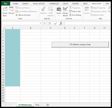 how to create a for next loop in excel vba exceldemy com