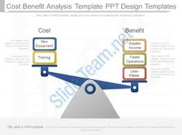 Free Cost Benefit Analysis Template Excel Cost Benefit Analysis Template Ppt Design Templates