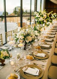 collections of white and gold wedding decorations wedding ideas