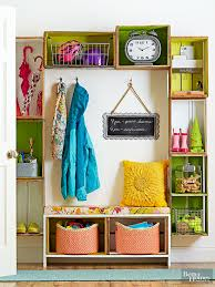 10 clever diy wood crate projects decorating your small space