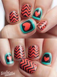 summer nail art designs for short nails