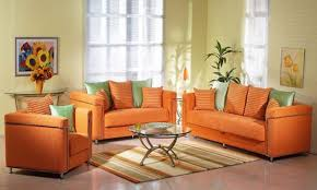 orange livingroom ingenious inspiration orange living room furniture remarkable