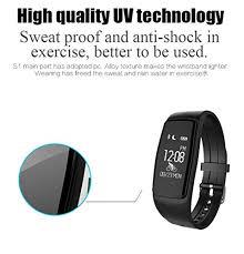 best health monitoring bracelet images Esoor activity tracker bracelet ip67 waterproof heart rate jpg