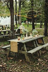 Picnic Decorations Best 25 Picnic Table Decorations Ideas On Pinterest Picnic