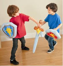 Kids Outdoor Entertainment - aliexpress com buy children inflatable toys sword shield