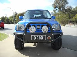 suzuki jeep 1990 suzuki 4wd bull bars grand vitara jimny and sierra