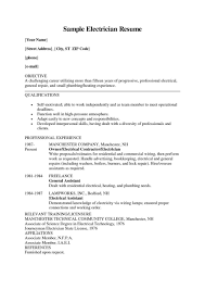 Example Of A Job Resume With No Experience by Resume Management Experience Resume R C Gorman Bio Deep Rock