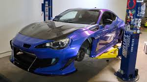 the final steps of my widebody brz youtube