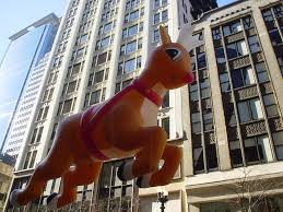 s crash pad thanksgiving day parade chicago style