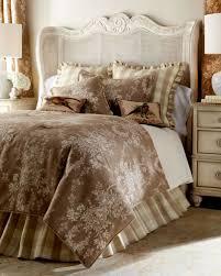 cotton check bedding horchow com