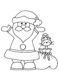 santa surprise colouring page oshawa u0027s santa photos and fun