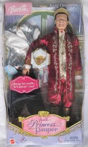 barbie princess pauper u2013 ken king dominick u0026 julian