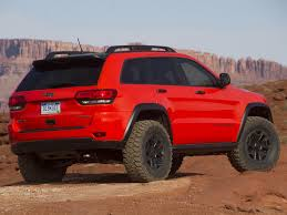 jeep grand cherokee 2004 trail hawk test vehicle jeep