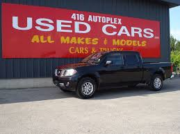 nissan frontier sv 4x4 used 2016 nissan frontier crew sv 4x4 only 19000kms in ottawa