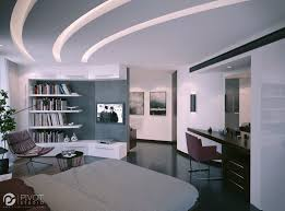 interior design and 3d visuals of contemporary bedrooms