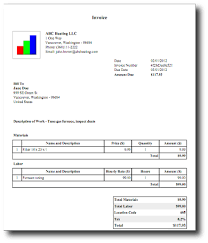 contractor invoices expenseregister help getting started with easy online and free