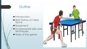 table tennis doubles rules table tennis
