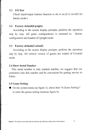 412 in 1 multicade system games list and operating manual
