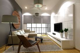 condo type living room design