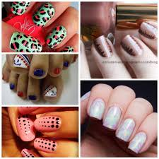 dare to be different 4 nail polish styles to try this summer
