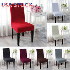 dining room chair slipcovers ebay