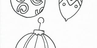 free printable coloring pages ornaments 505792