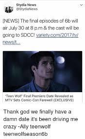 Crazy Wolf Meme - 25 best memes about teen wolf finale teen wolf finale memes