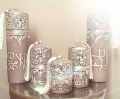 bougie personnalisã e mariage narjiss henna mounia home