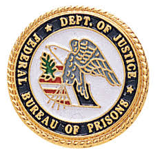 federal bureau of prisons department of justice federal bureau of prison pin