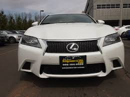 lexus gs 350 awd 2013 pre owned 2013 lexus gs 350 awd sedan in bridgewater 64748cs