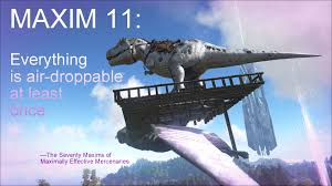 this is what ark survival evolved u0027s the stomping land t rex