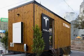 Tiny House Lab by Tesla Launches U0027tiny House U0027 Tour Hypebeast