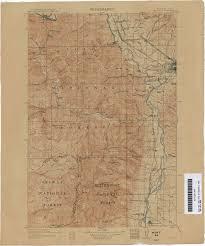 Missoula Montana Map by