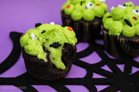 mbc ewwy gooey slime filled cupcakes