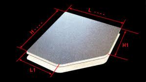 plan de travail d angle pour cuisine plan de travail inox d angle chants lumineux