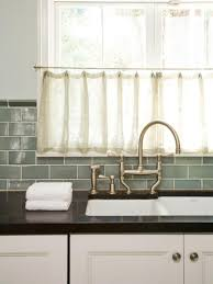 Easy Kitchen Update Ideas Kitchen Kitchen Update Add A Glass Tile Backsplash Hgtv Easy To