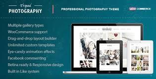best theme tripod v4 3 u2013 professional photography wp theme