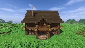 big farm house large farm house minecraft project