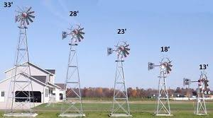 decorative windmill ornamental 5 sizes yard decor joe mescan